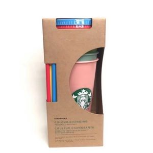 Starbucks Color Changing Cups +MORE